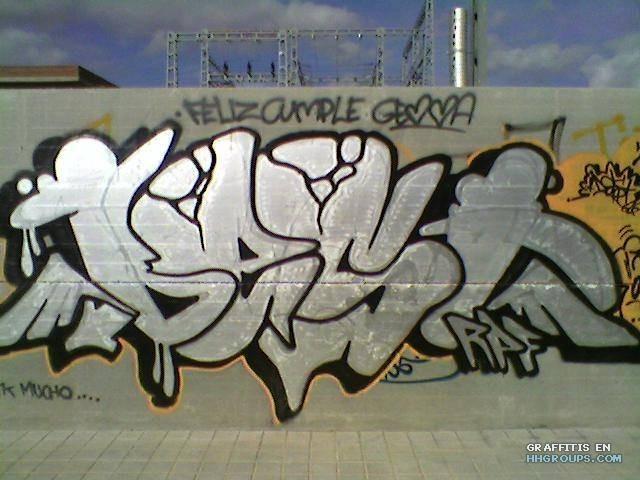 Graffiti de Alerta callejera best en Madrid, subido el Domingo, 16 ...