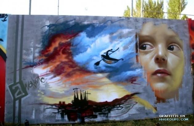 Anónimo en Madrid