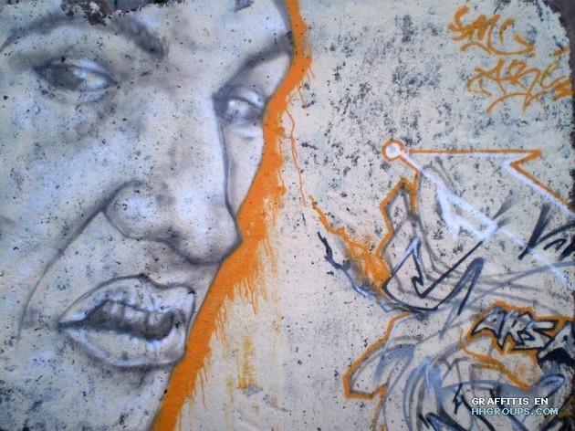 Ares y Dan en Roca (Lugo)