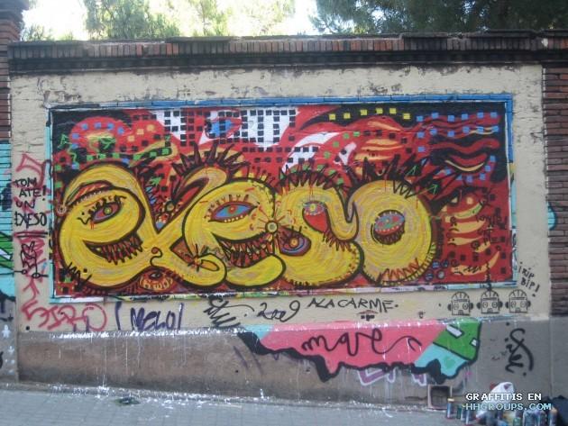 Argot en Barcelona