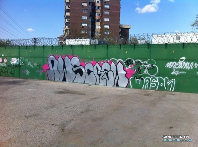 Awscrew en Madrid