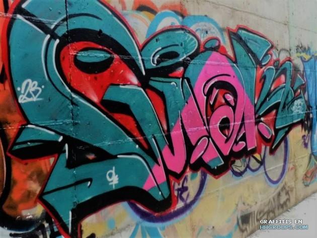 Bamok23 en México D.F.