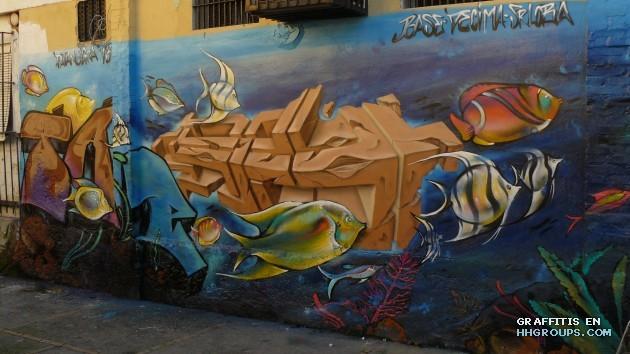 Base, Decima y Srloba en Cádiz