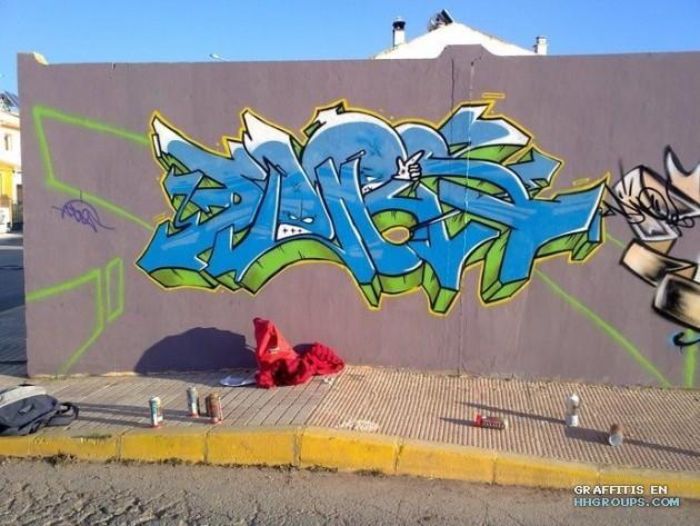 Daes en Málaga