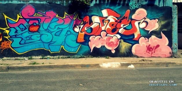 Datek y Sike en San Salvador