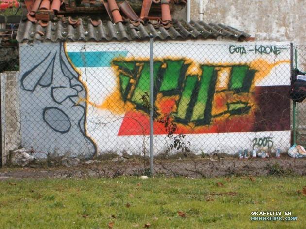 Gota y Krone (A4E) en Oviedo (Asturias)