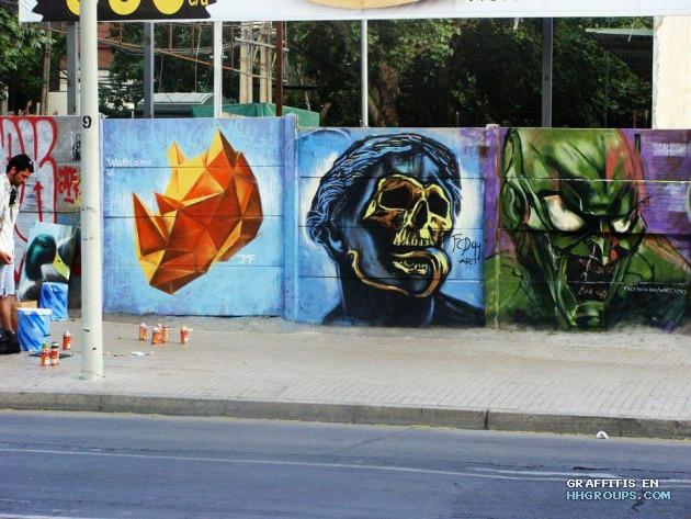 JMF y FCD94 en Region Metropolitana De Santiago