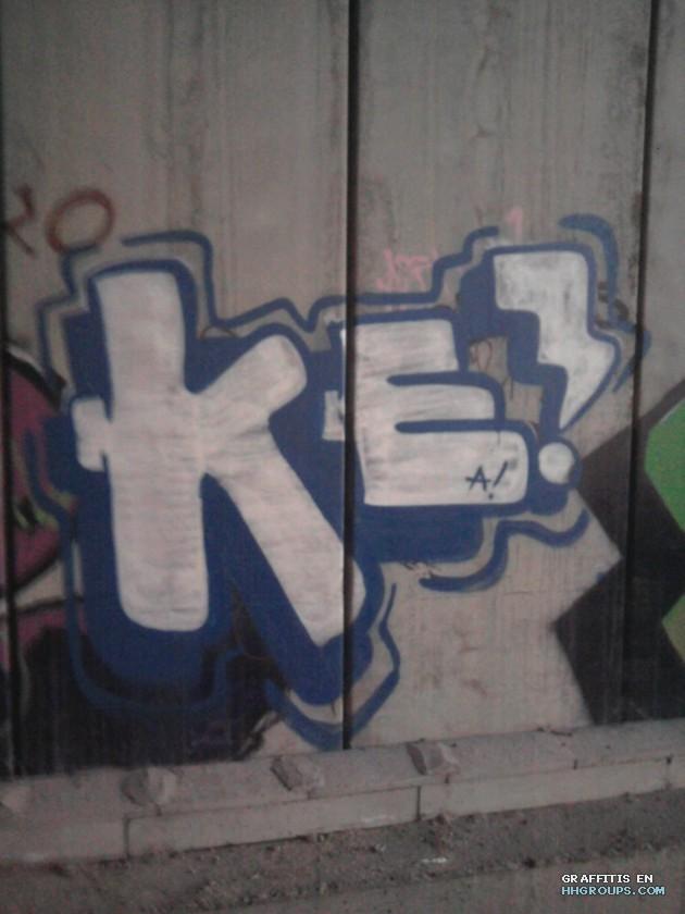 Keko en Huesca