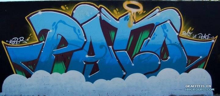 Graffiti de koper en gava barcelona subido el lunes 30 for Trabajo en gava