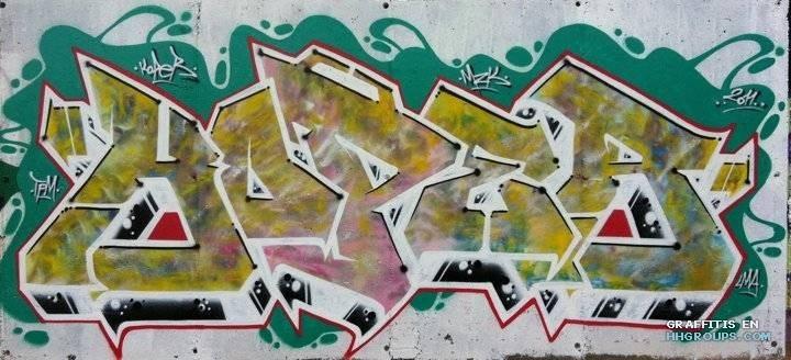 Graffiti de koper en gava barcelona subido el lunes 4 for Trabajo en gava