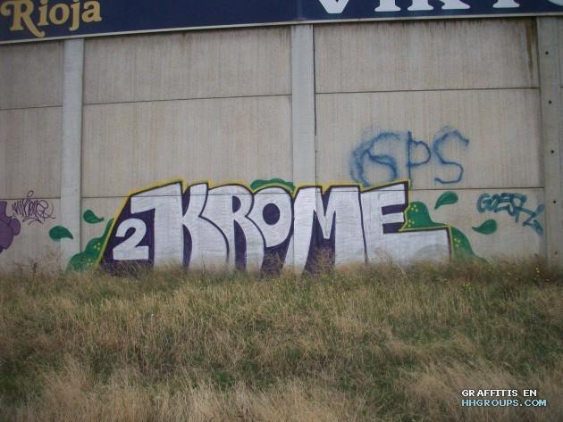 Krome2 en lugar desconocido