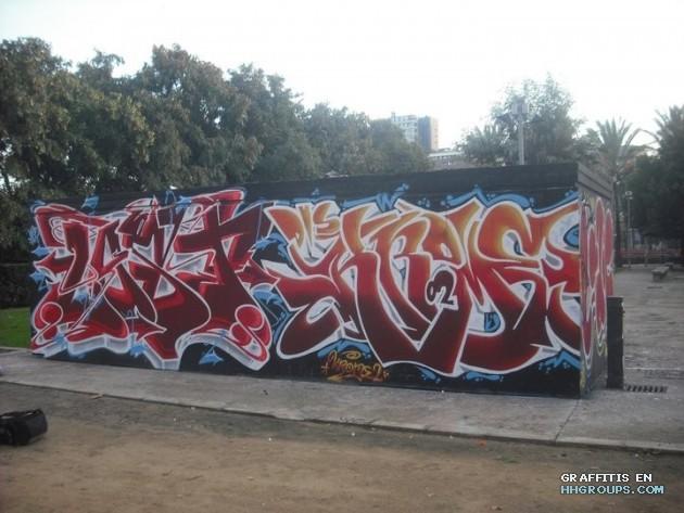 Lost y Krome2 en Valencia