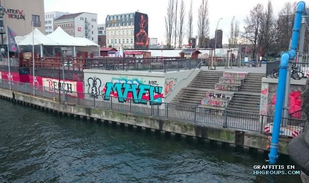 Mhel en Berlin