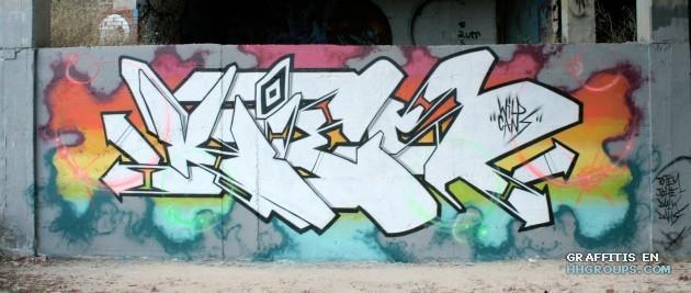 Mr. Kies en Alcoi/alcoy (Alicante)