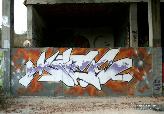 Mr. Kies en Alcoi/alcoy (Alicante)