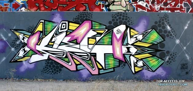 Mr. Kies en Elche (Alicante)