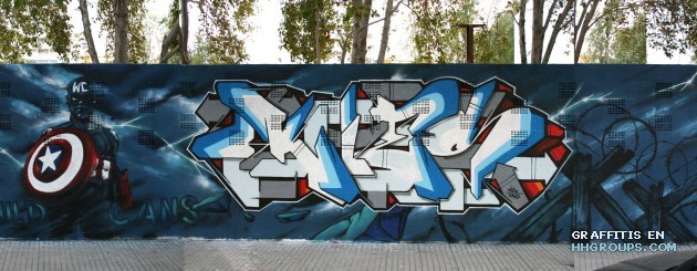 Mr. Kies en Gandia (Valencia)