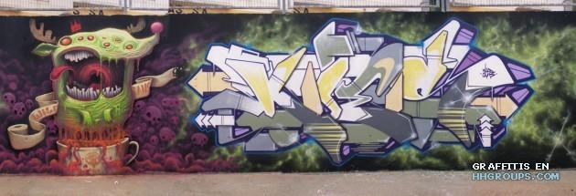 Mr. Kies y Dulk en Alicante