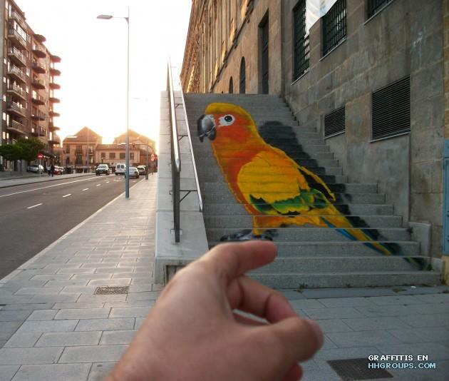 Nego en Salamanca