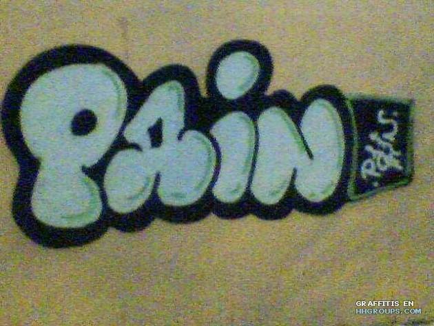 Pain en Barcelona