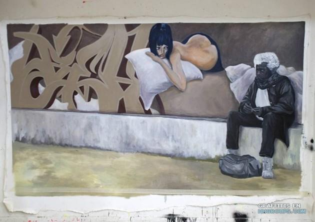 Reko canvas en Madrid