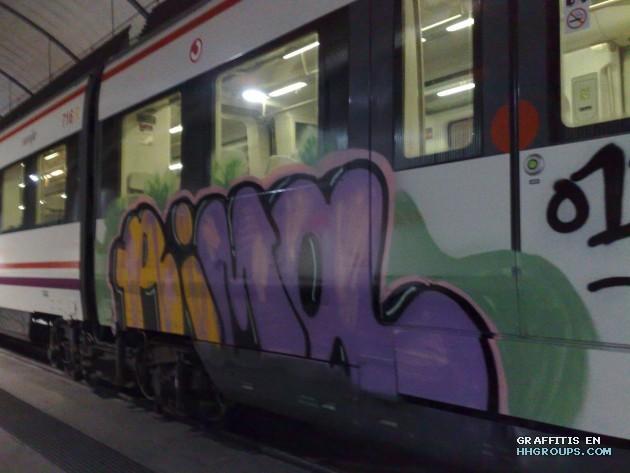 Rima 1 en Madrid