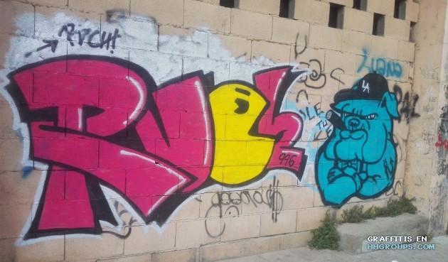 Rüch en Ourense