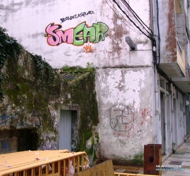 Smear en Villagarcia (Asturias)