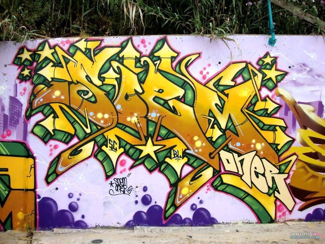 Imagenes de graffitis lindos for Graffitis para ninos