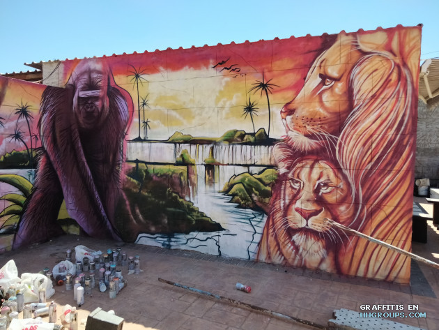 The Mika King en Sevilla