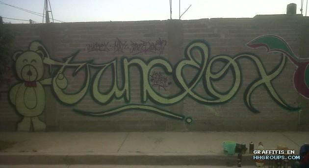 Tranceunte en México D.F.