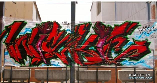 Wiskie en Cervello (Barcelona)
