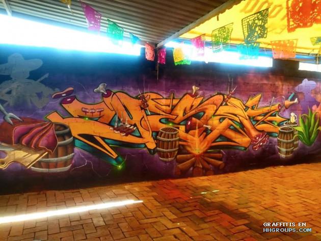 Yesek arks en Querétaro