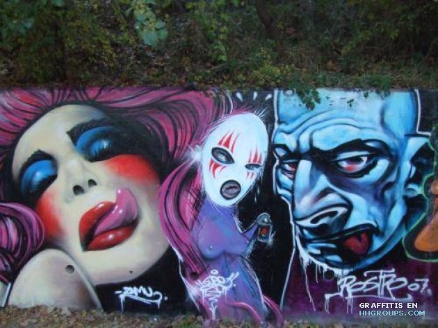 Zamu dyse rostro en Parets Del Valles (Barcelona)