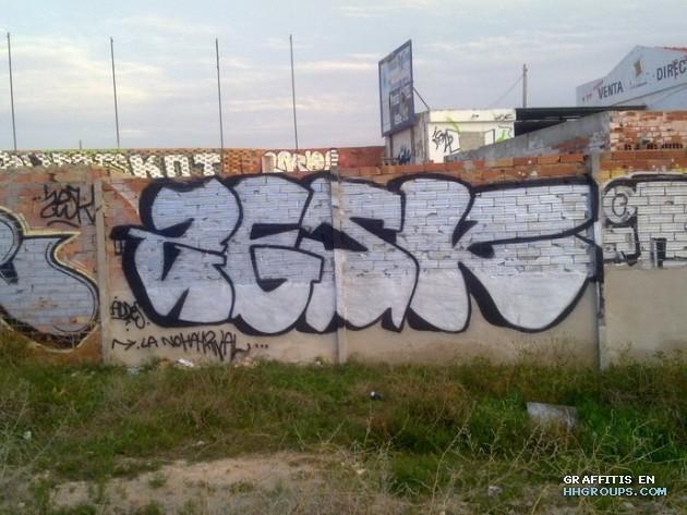Zesk en Alicante