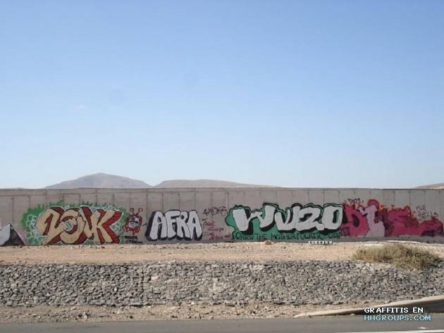 Zonker wuzoh afra dios en lugar desconocido
